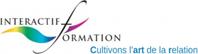 Logo interactif formation